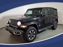 2018_Jeep_Wrangler Unlimited_Sahara 4x4_ Cary NC