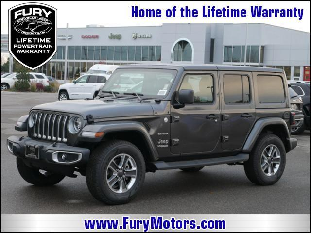 2018 Jeep Wrangler Unlimited Sahara 4x4 Stillwater MN