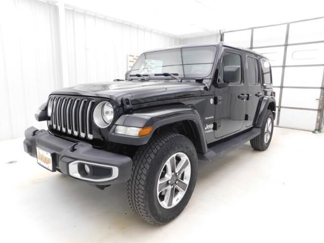 2018 Jeep Wrangler Unlimited Sahara 4x4 Manhattan KS
