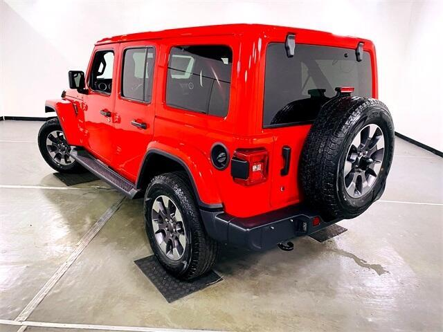 2018 Jeep Wrangler Unlimited Sahara 4x4 w/Backup Camera Jersey City NJ