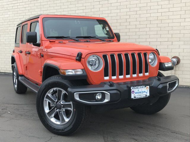 2018 Jeep Wrangler Unlimited Sahara Chicago IL