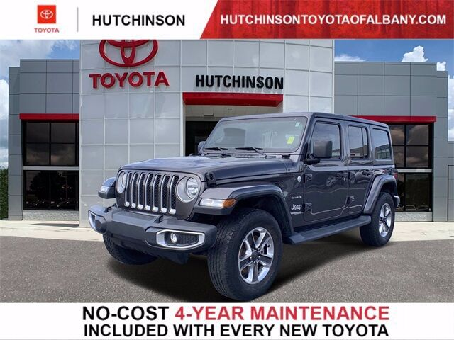 2018 Jeep Wrangler Unlimited Sahara Macon GA