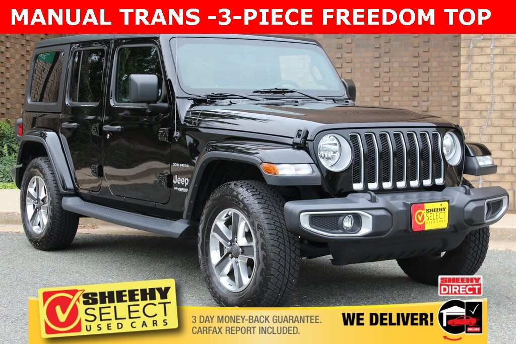 2018 Jeep Wrangler Unlimited Sahara Gaithersburg MD