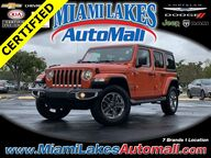 2018 Jeep Wrangler Unlimited Sahara Miami Lakes FL