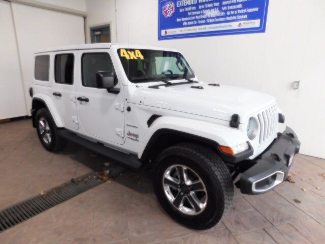 2018 Jeep Wrangler Unlimited Sahara SOFT AND HARD TOP Listowel ON