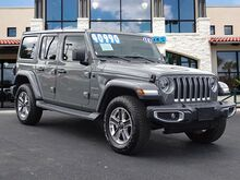 2018 Jeep Wrangler Unlimited Sahara San Antonio TX