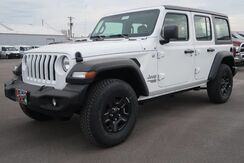 2018_Jeep_Wrangler Unlimited_Sport_ Wichita Falls TX