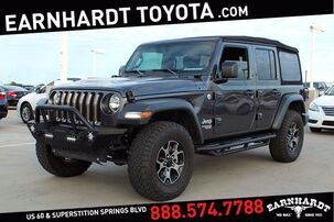 2018_Jeep_Wrangler Unlimited_Sport 4WD *1-OWNER!*_ Phoenix AZ