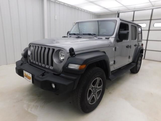 2018 Jeep Wrangler Unlimited Sport 4x4 Manhattan KS