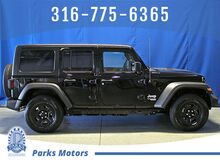 2018_Jeep_Wrangler_Unlimited Sport_ Wichita KS