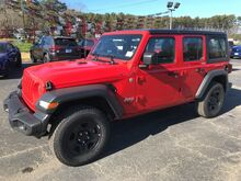 2018_Jeep_Wrangler Unlimited_Sport_ Clinton AR