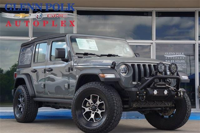 2018 Jeep Wrangler Unlimited Sport Gainesville TX
