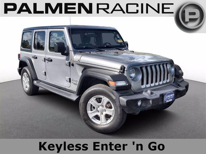 2018 Jeep Wrangler Unlimited Sport Racine WI