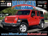 2018 Jeep Wrangler Unlimited Sport Miami Lakes FL