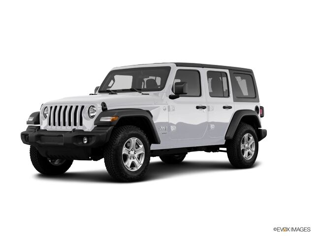 2018 Jeep Wrangler Unlimited Sport Plainfield IN
