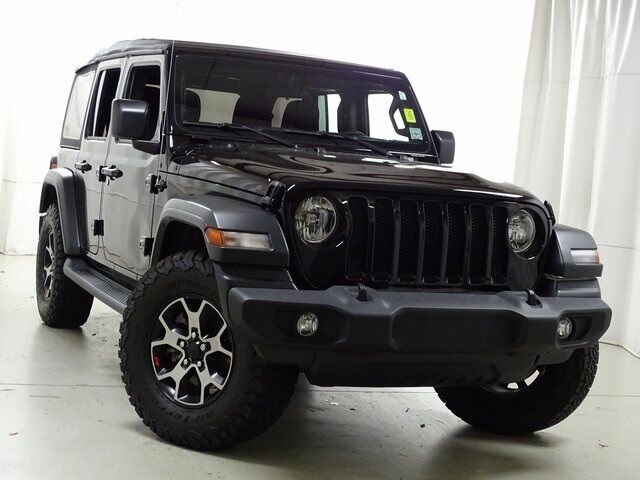 2018 Jeep Wrangler Unlimited Sport Raleigh NC
