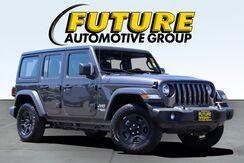 2018_Jeep_Wrangler Unlimited_Sport_ Roseville CA