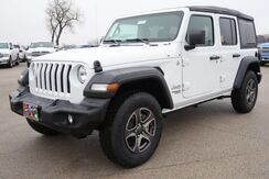 2018_Jeep_Wrangler Unlimited_Sport S_ Wichita Falls TX