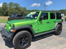 2018_Jeep_Wrangler Unlimited_Sport S_ Clinton AR