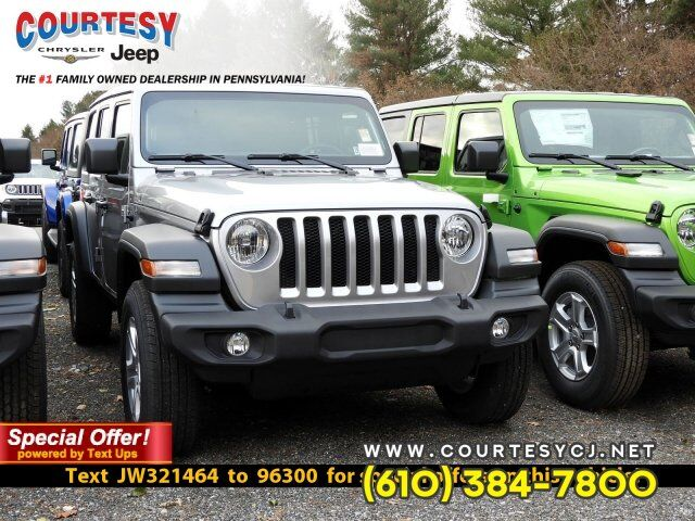 2018 Jeep Wrangler Unlimited Sport S Coatesville PA