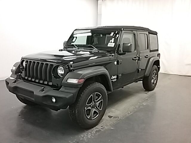 2018 Jeep Wrangler Unlimited Sport S Holland MI