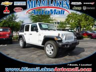 2018 Jeep Wrangler Unlimited Sport S Miami Lakes FL