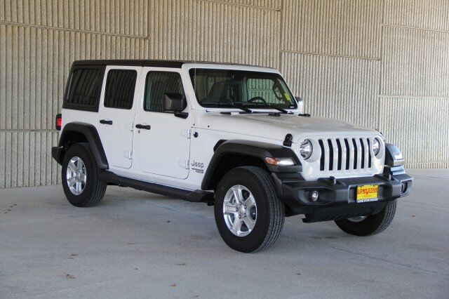 2018 Jeep Wrangler Unlimited Sport S Mineola TX