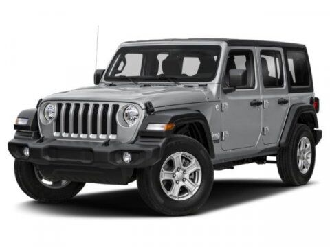 2018 Jeep Wrangler Unlimited Sport S Morgantown WV