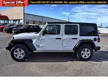 2018_Jeep_Wrangler Unlimited_Sport S_ Pampa TX