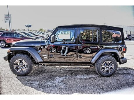 2018 Jeep Wrangler Unlimited Sport S Pampa TX