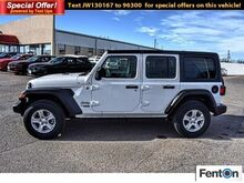 2018_Jeep_Wrangler_Unlimited Sport S_ Pampa TX