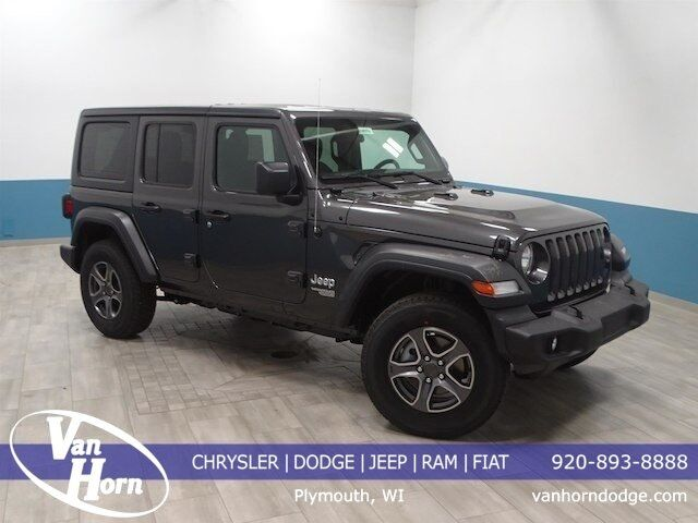 2018 Jeep Wrangler Unlimited Sport S Plymouth WI