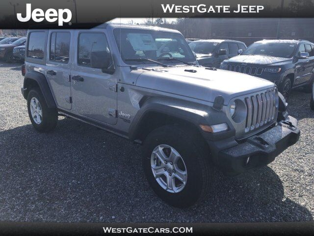 2018 Jeep Wrangler Unlimited Sport S Raleigh NC