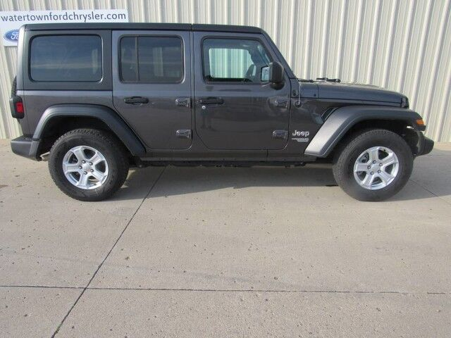 2018 Jeep Wrangler Unlimited Sport S Watertown SD