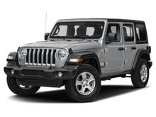 2018 Jeep Wrangler Unlimited Sport San Antonio TX