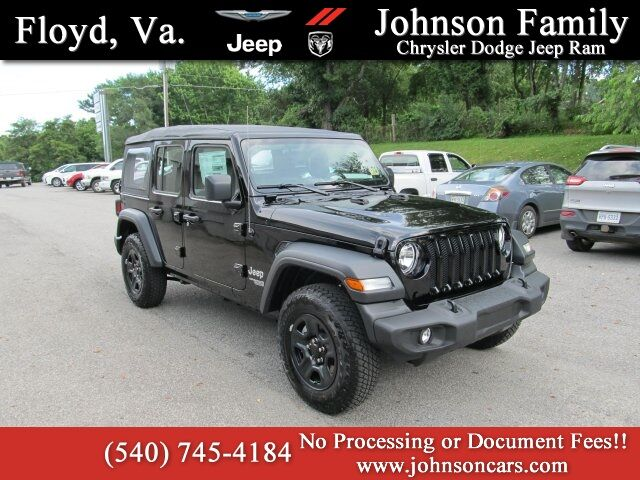 2018 Jeep Wrangler Unlimited Sport Woodlawn VA