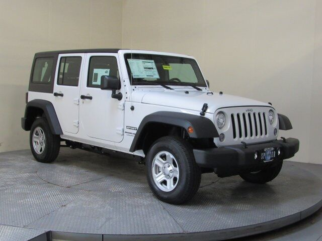 2018 Jeep Wrangler Unlimited Sport Mansfield OH