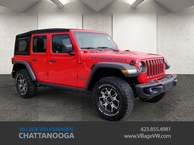 2018 Jeep Wrangler Unlimited Unlimited Rubicon Chattanooga TN