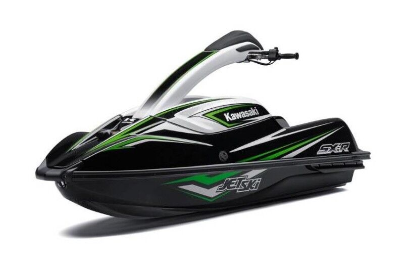 2018 KAWASAKI JET SKI SX-R WATERCRAFT Swift Current SK