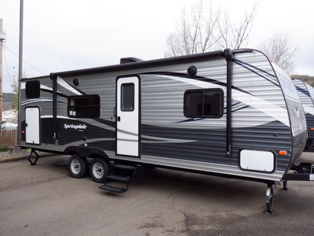 2018 KEYSTONE SPRINGDALE 260TBWE TRAVEL TRAILER Roseburg OR