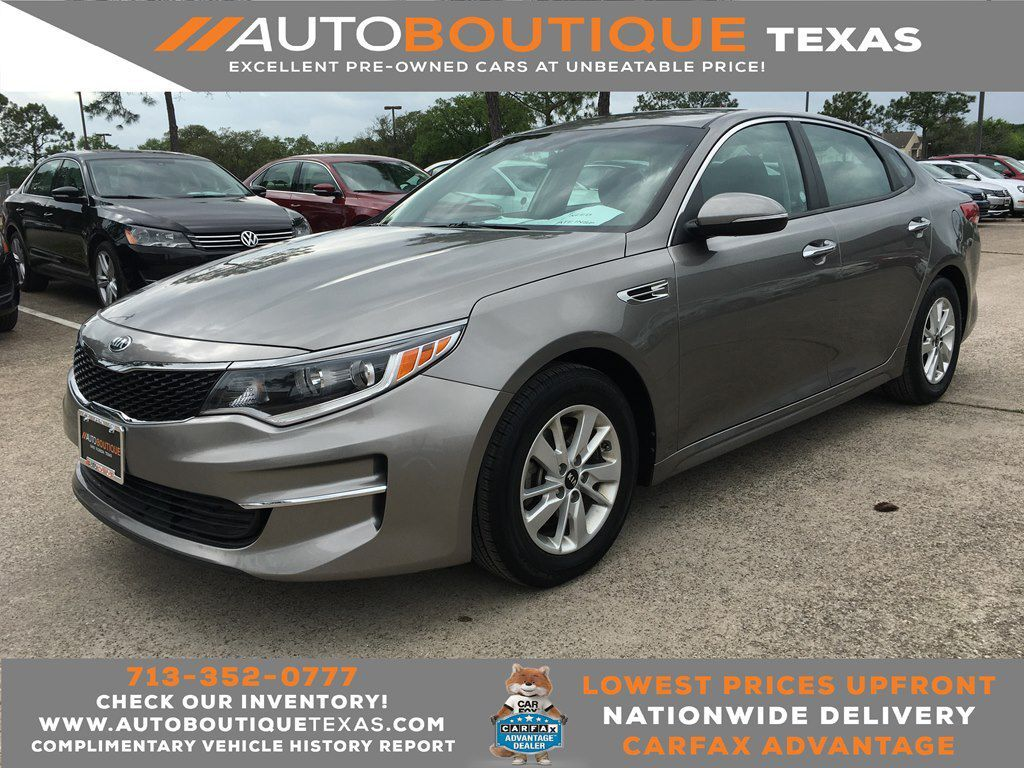 2018 KIA OPTIMA LX LX Houston TX