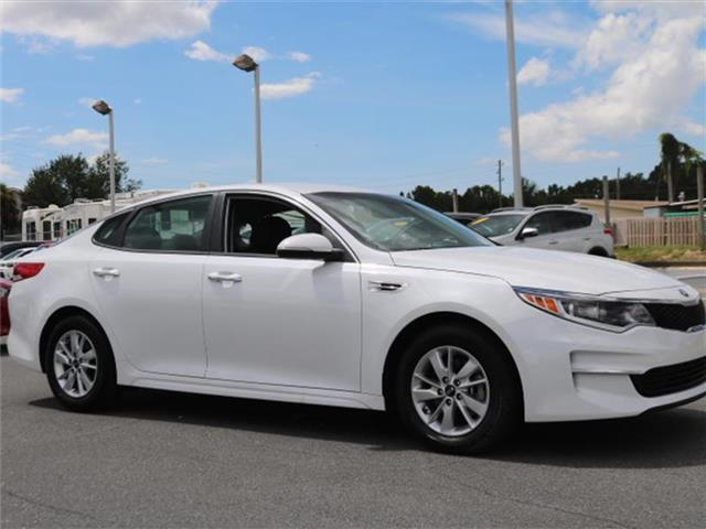 2018 KIA Optima LX Sedan Crystal River FL