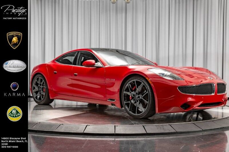 2018 Karma Revero  North Miami Beach FL