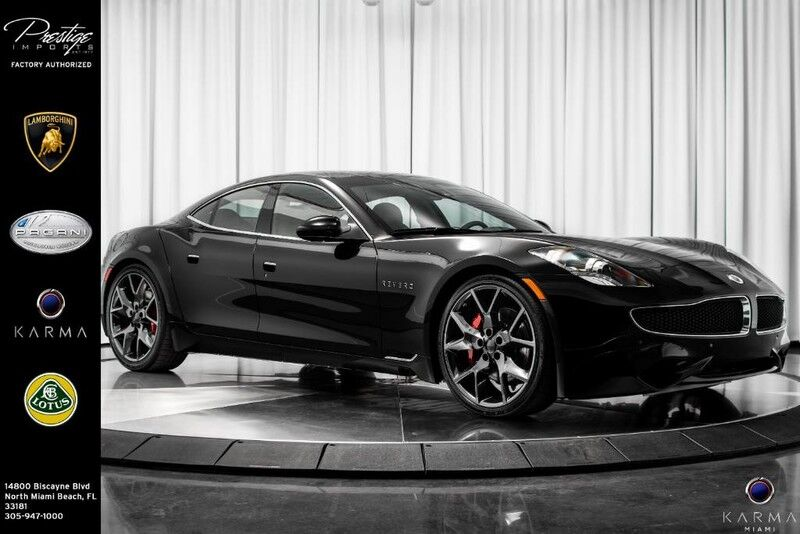 2018 Karma Revero  North Miami FL