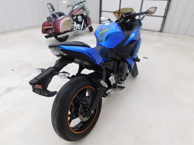 2018 Kawasaki NINJ Manhattan KS