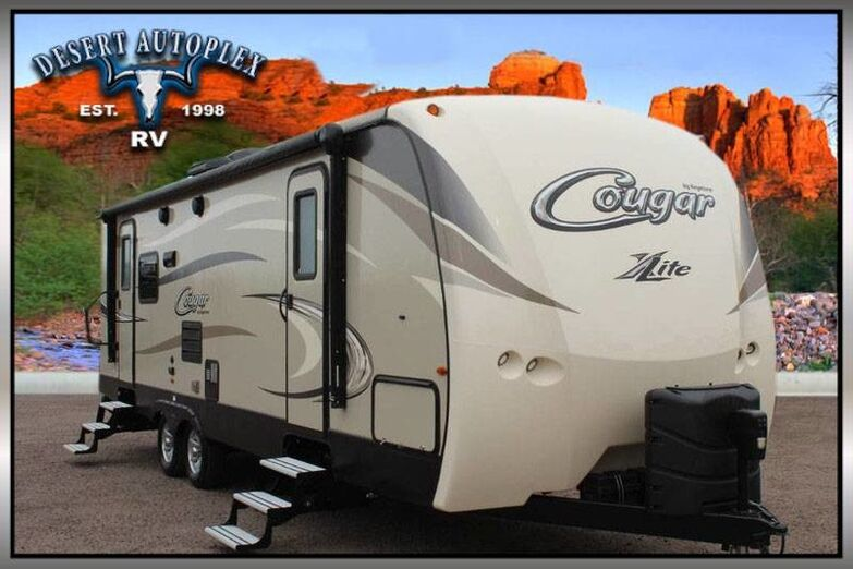 2018 Keystone Cougar 28RLS Single Slide Travel Trailer Mesa AZ