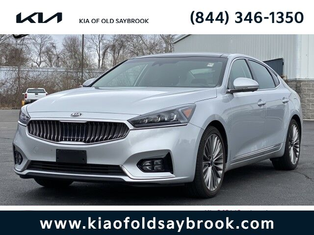 2018 Kia Cadenza Limited Old Saybrook CT