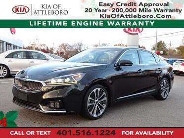 2018_Kia_Cadenza_Technology_ South Attleboro MA