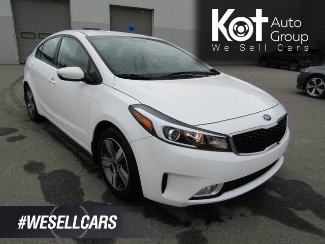 2018 Kia FORTE LX! GREAT DEAL! BACKUP CAM! HEATED SEATS! APPLE CAR PLAY/ANDROID AUTO! ECO MODE! Kelowna BC