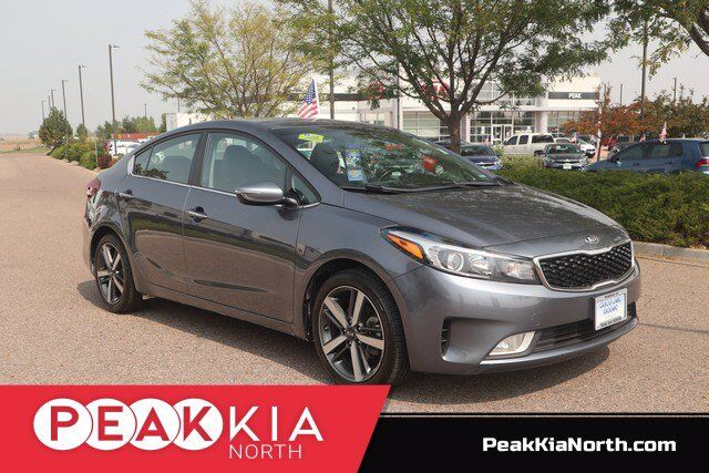 2018 Kia Forte EX Windsor CO